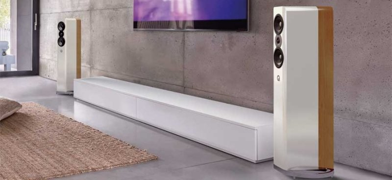 Q-Acoustics Standlautsprecher