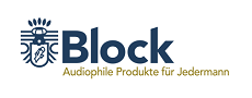 Block Audio Logo
