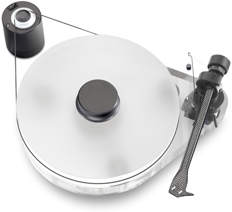 Pro-Ject RPM 9.1 Acrylic, without Cartridge