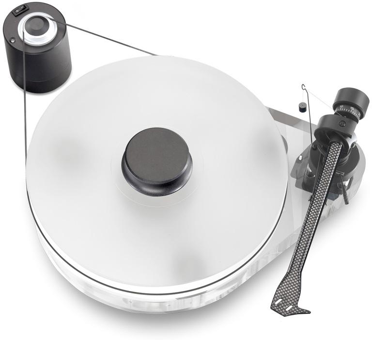 Pro-Ject RPM 9.1 Acryl, ohne Tonabnehmer