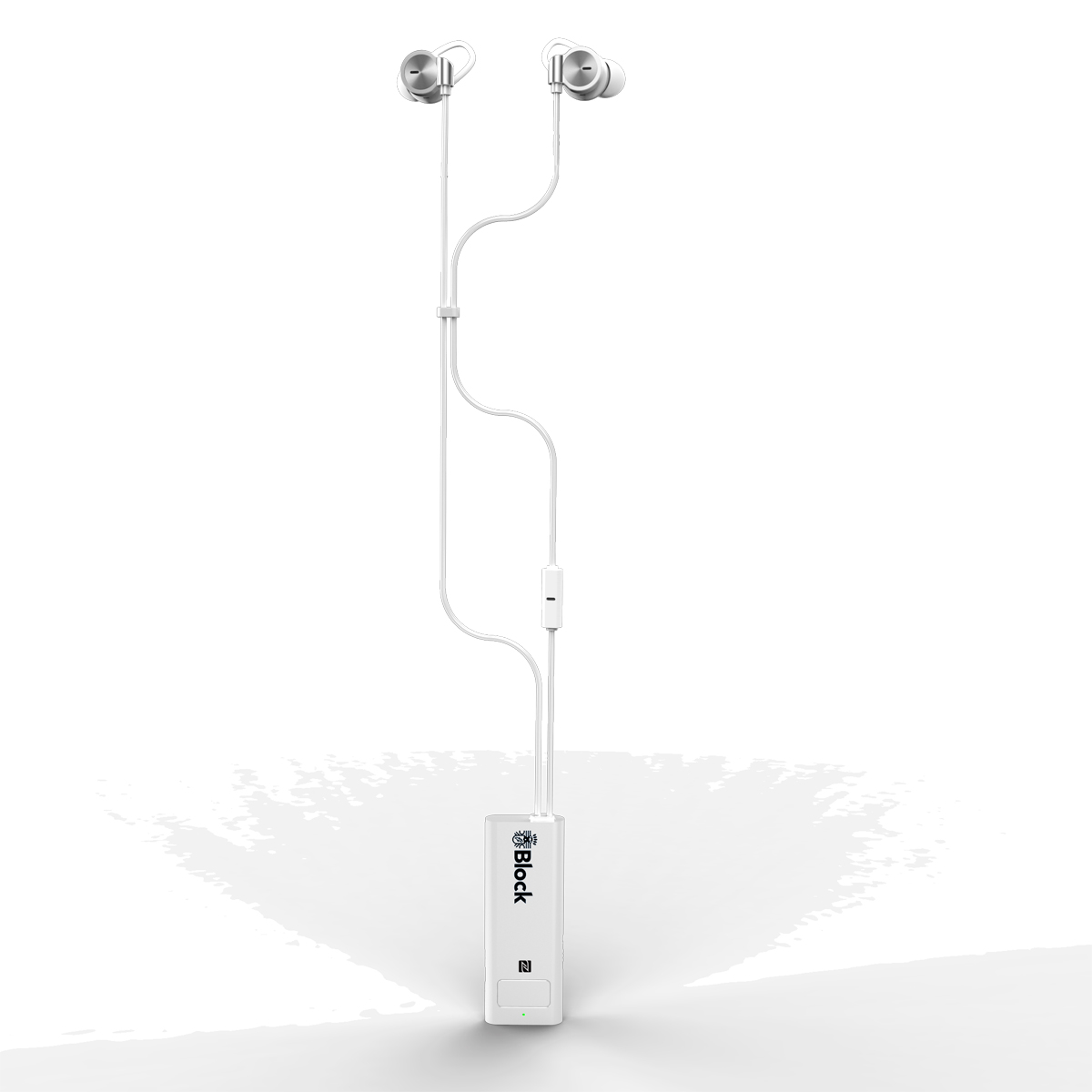 Block Blue One  BT In-Ear Kopfhörer mit Noise Cancelling