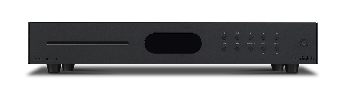 Audiolab 8300CD CD-Player schwarz