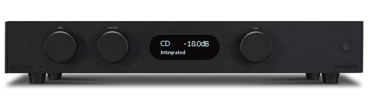 Audiolab 8300A Vollverstärker schwarz