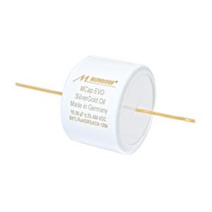 Mundorf M-CAP EVO Silber/Gold/Oil 450 VDC