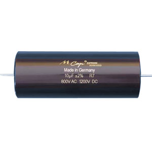 Mundorf M-CAP Supreme Silber/Gold/OIL
