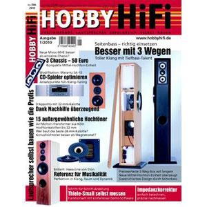 Hobby Hifi 2010 AUSGABE 01/2010