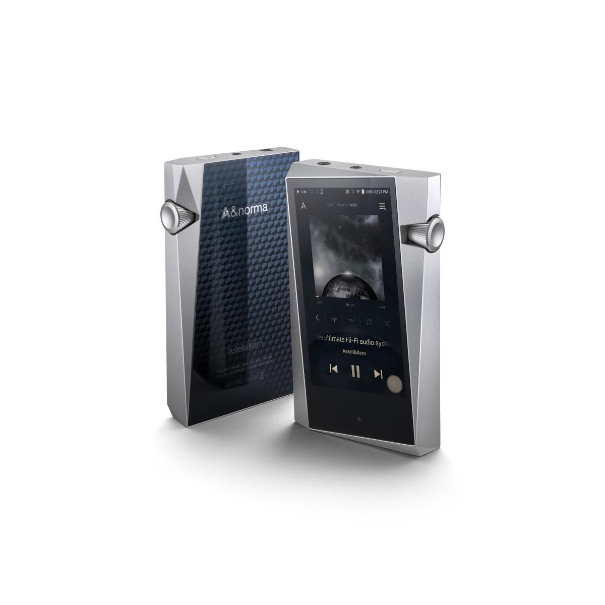 Astell & Kern SR25 Mobil Hi-Res. Player, moon silver