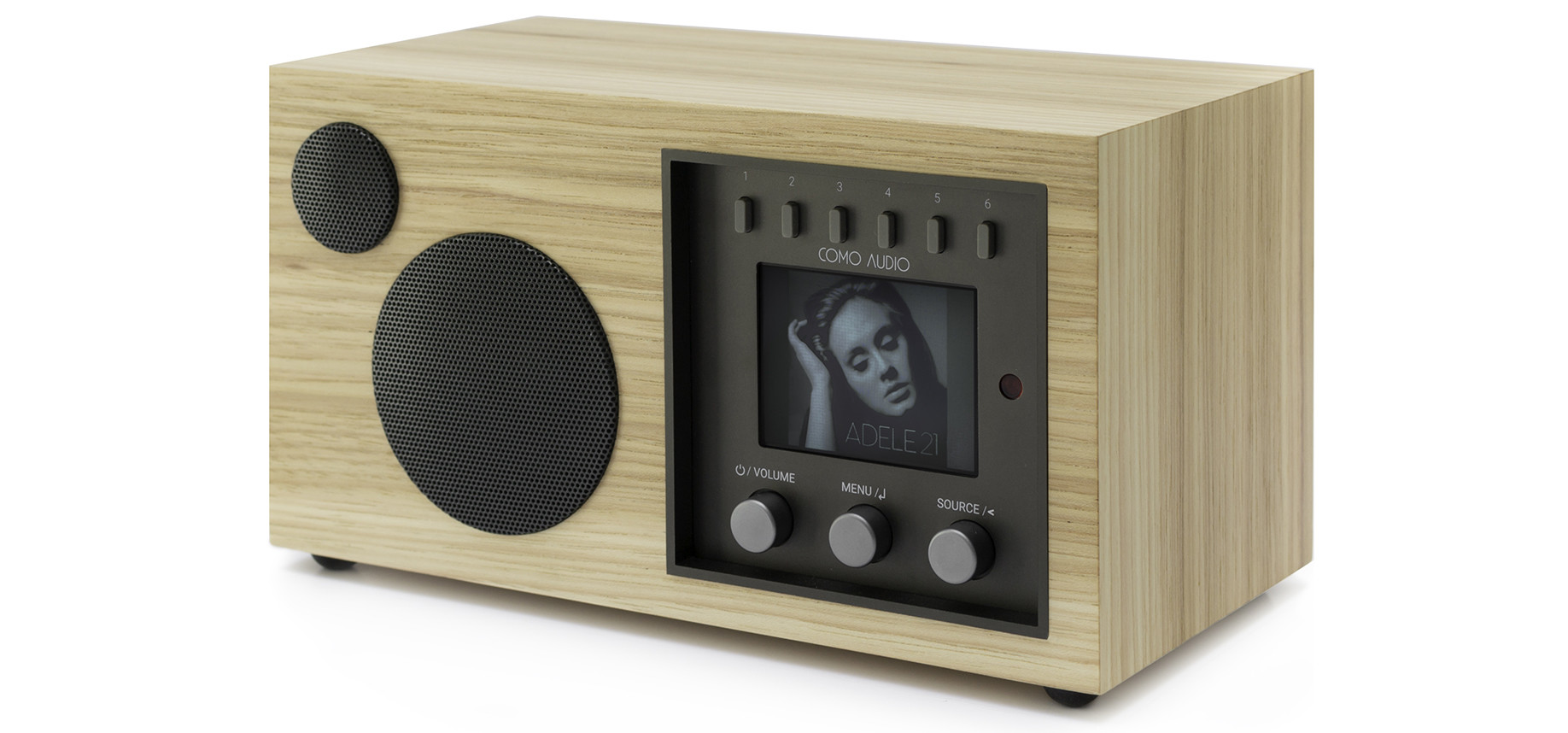 Como Audio Solo DAB+ Radio Hickory