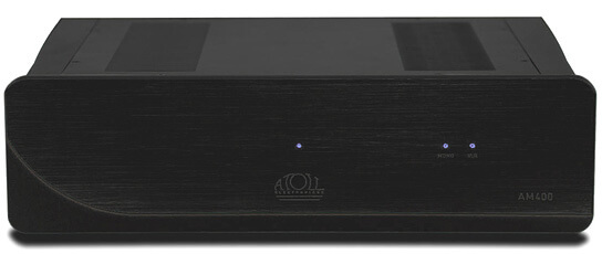 Atoll AM 400 Stereo Endverstärker schwarz