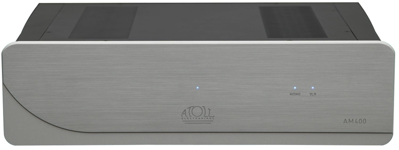 Atoll AM 400 Stereo Endverstärker silber