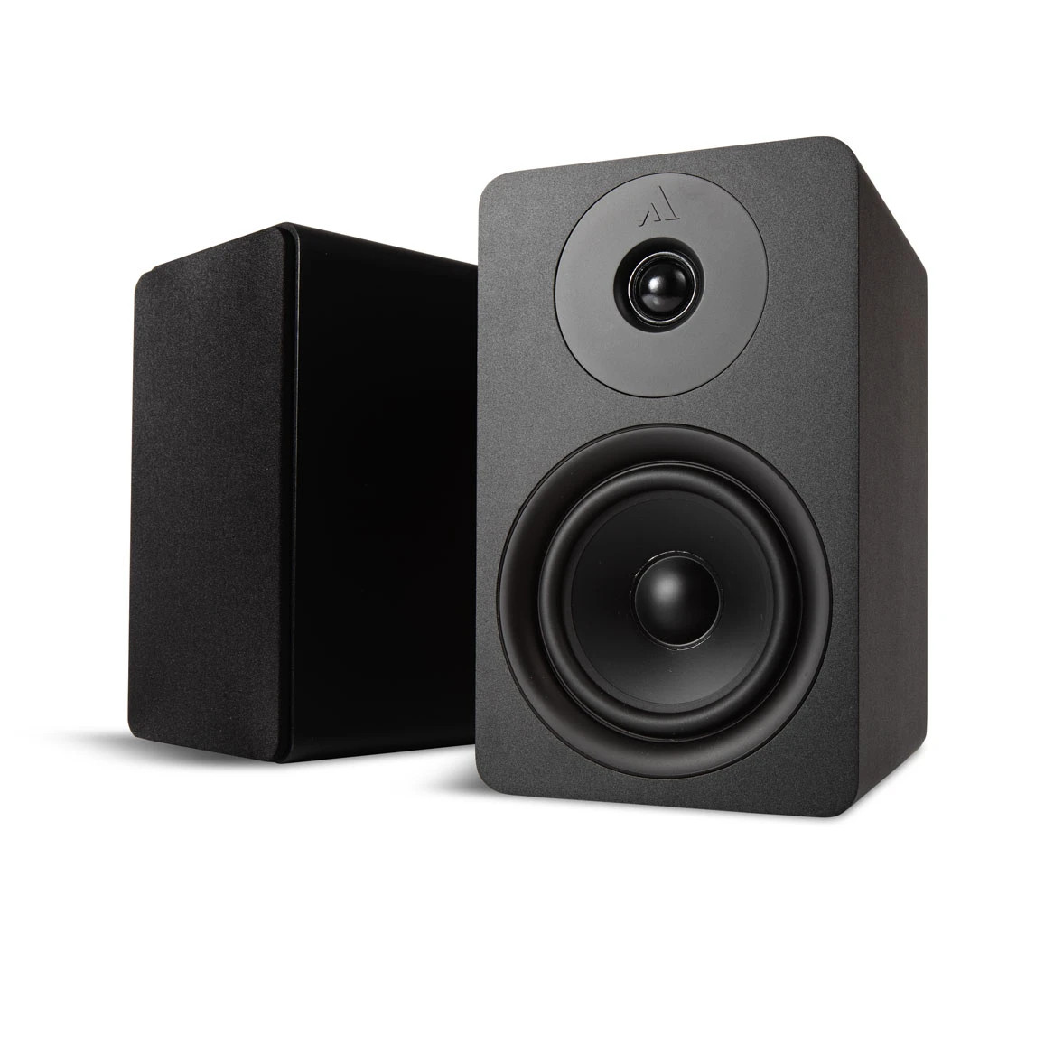 Argon Audio Alto 5 MK2 Regal-Lautsprecher schwarz