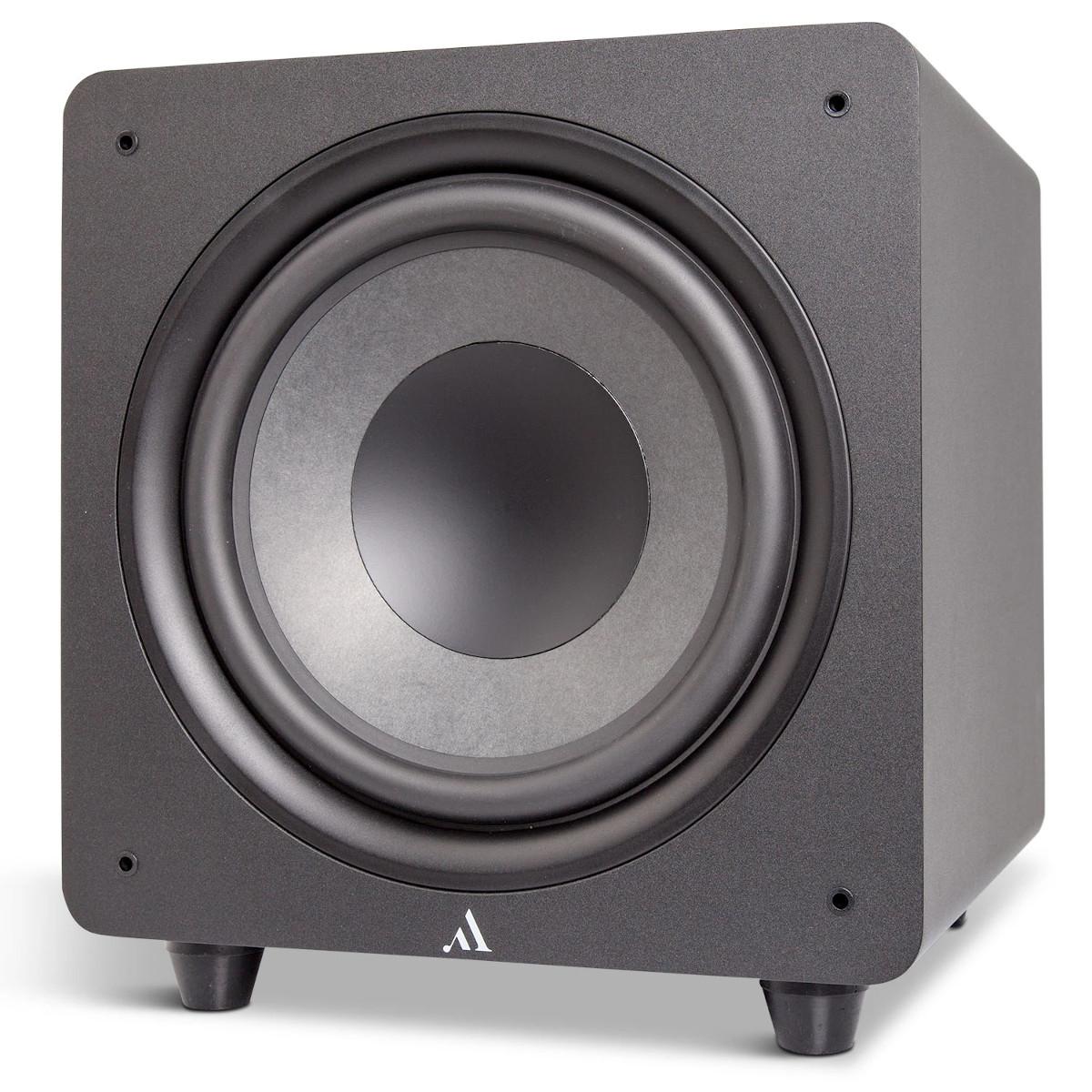 Argon Alto Bass 10 MK2 Subwoofer schwarz