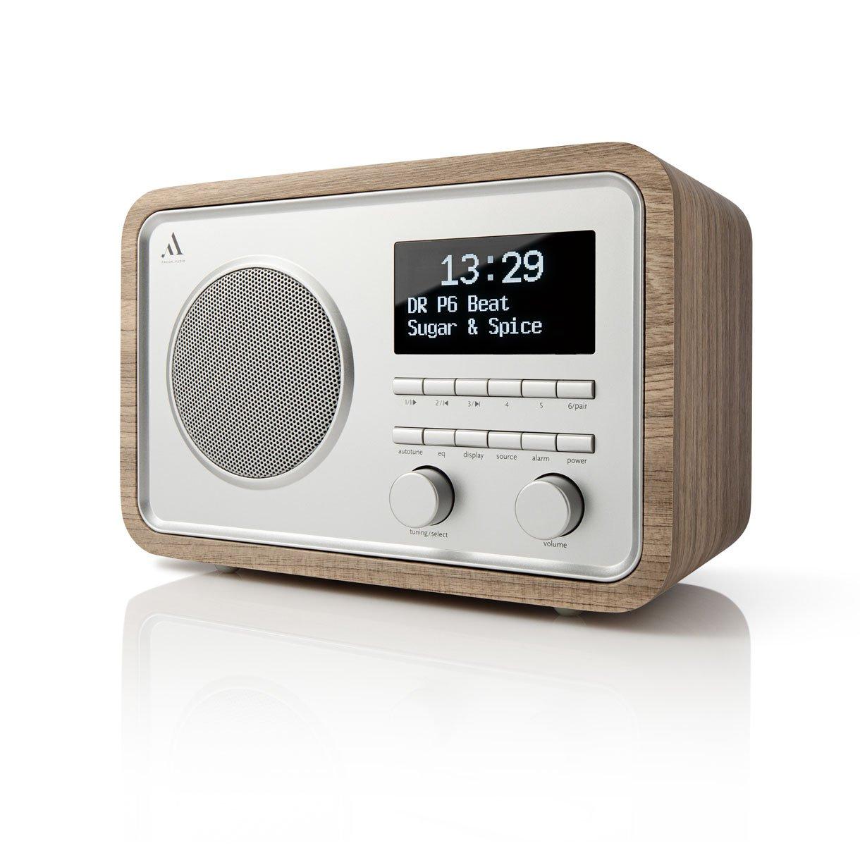 Argon Audio Radio 2 DAB+/FM and Bluetooth ash