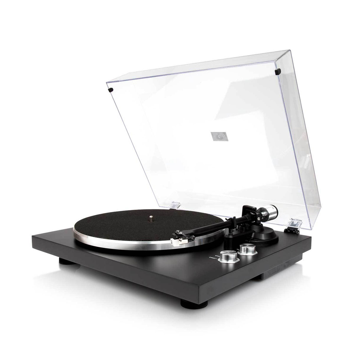 Argon Audio TT Plattenspieler incl. Phono Vorstufe und Audio-Technica AT3600L Tonabnehmer