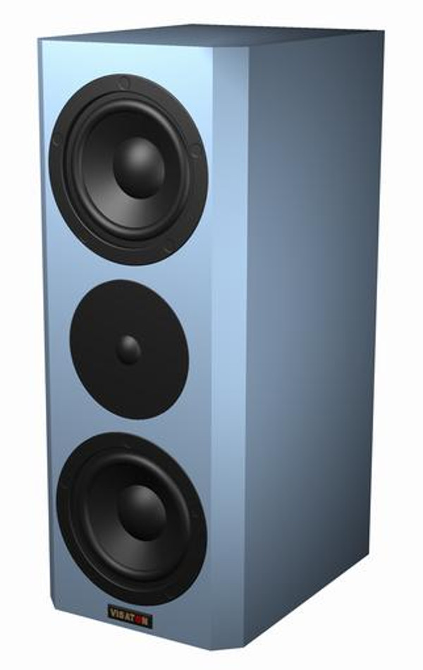 Visaton Aria 2 Light - Speaker KIT without Cabinet