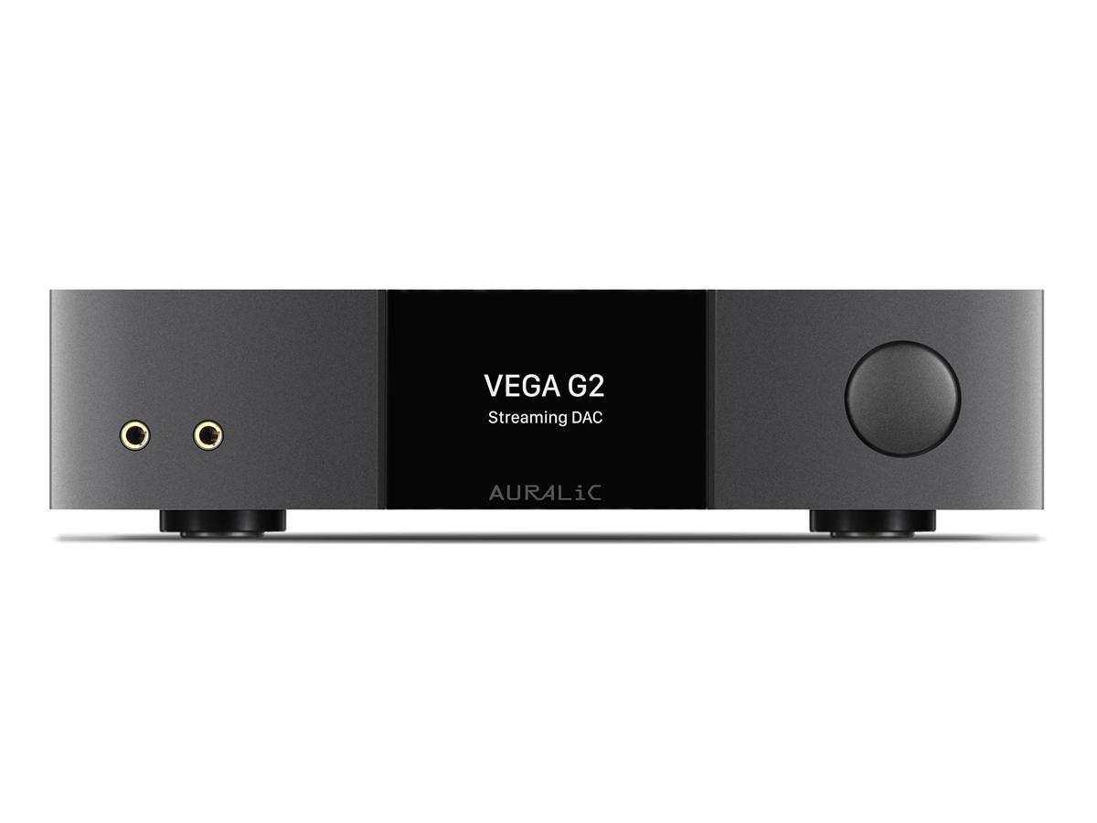 Auralic Vega G2 Streaming DAC, schwarz