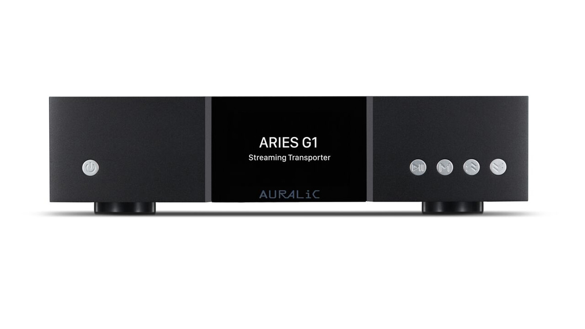 Auralic Aries G1 Streaming Transport, schwarz
