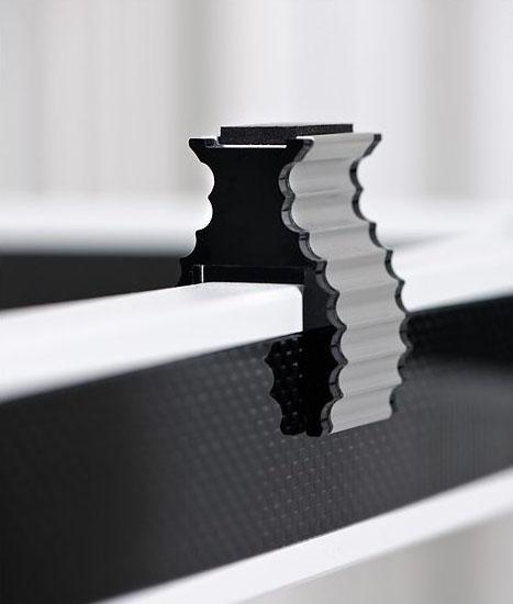 Solid Tech Gerätehalterung für Rack of Silence 4er Set
