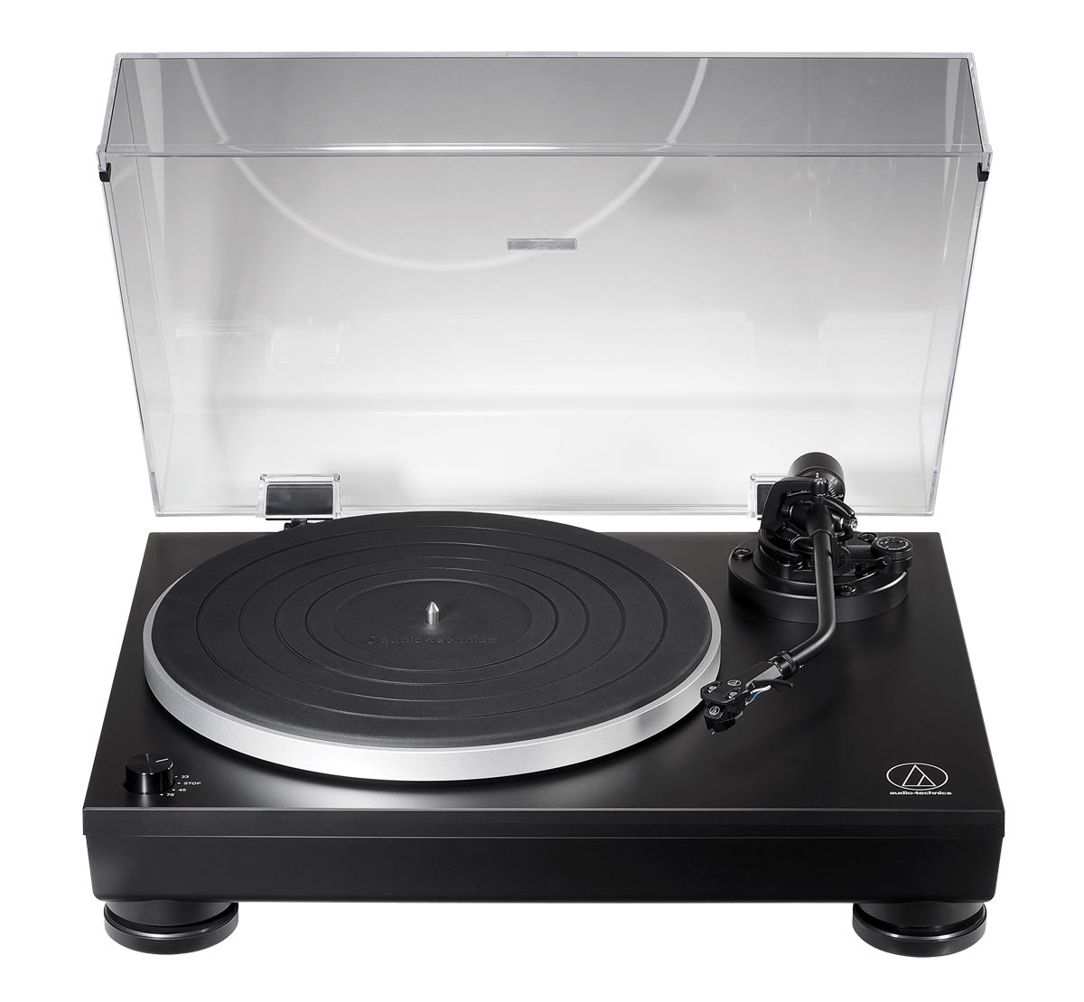 Audio Technica AT LP5X Turntable with AT-VM95E MM-Cartridge, USB and Phono Preamplifier