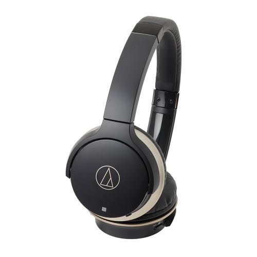 Audio Technica ATH AR3BT Bluetooth Kopfhörer schwarz