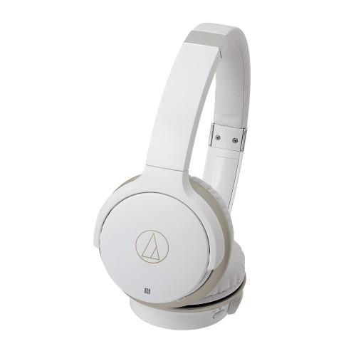 Audio Technica ATH AR3BT Bluetooth Kopfhörer Weiss