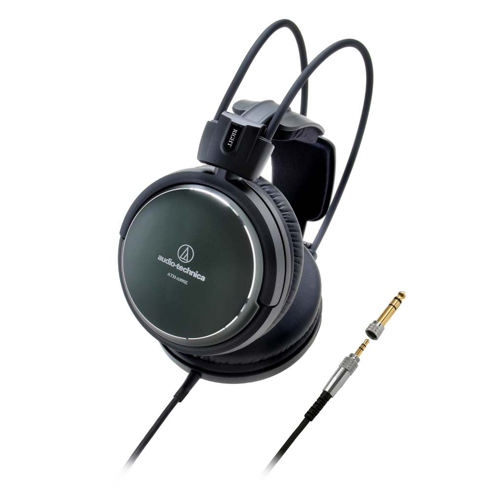 Audio Technica ATH A990Z Closed-Back Dynamic Headphones