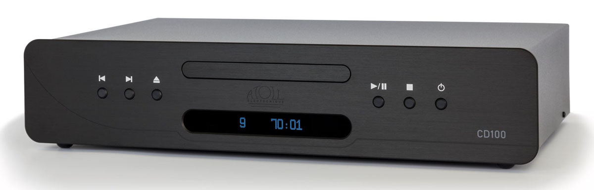 Atoll CD 100 Signature CD-Player schwarz