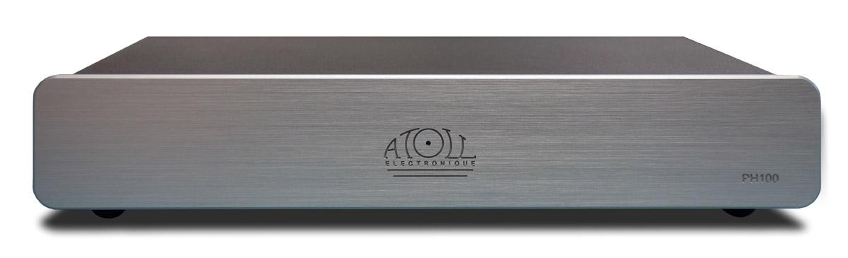 Atoll PH100 Phono-Vorstufe MM/MC