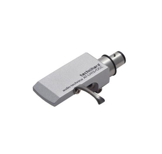 Audio Technica AT LH13/OCC Technihard Headshell, silber