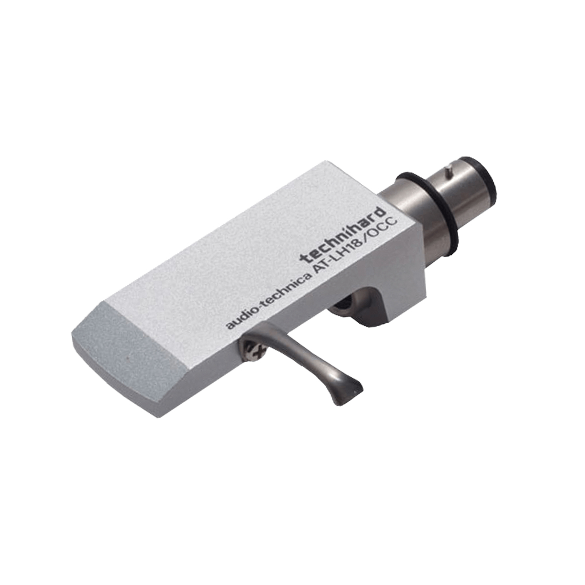 Audio Technica AT LH18/OCC Technihard Headshell, silver