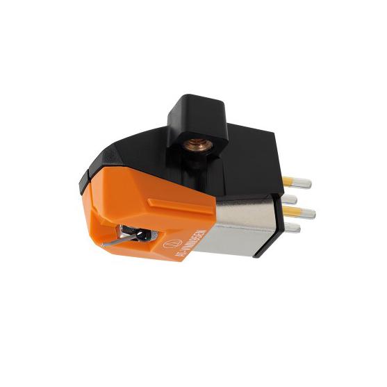 Audio Technica AT VM95EN Elliptical Nude stereo cartridge