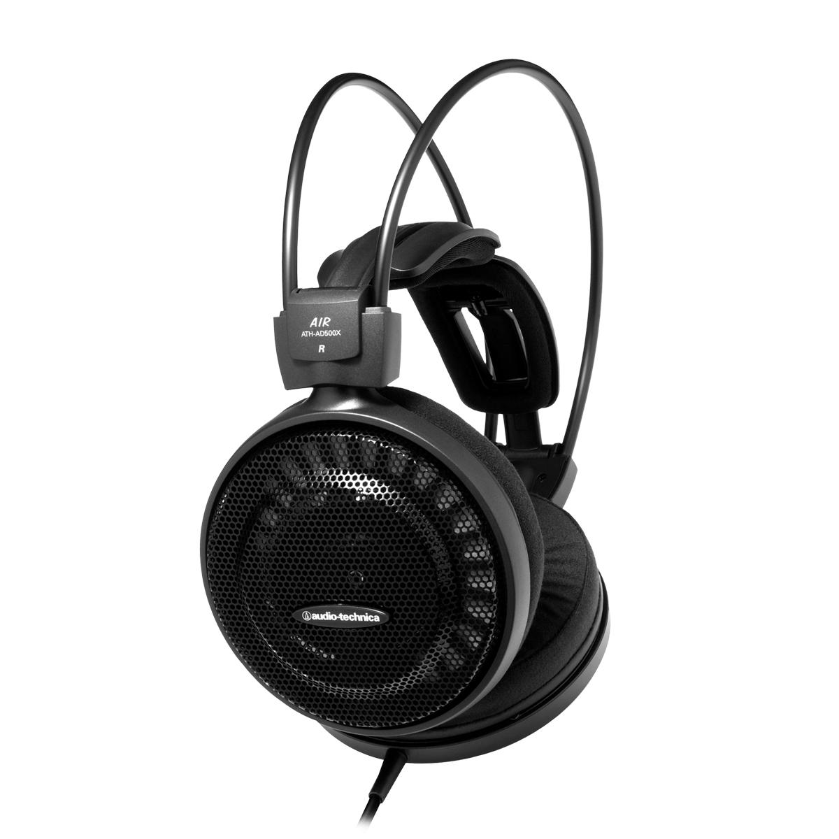 Audio Technica ATH AD500X offener High-Fidelity-Kopfhörer