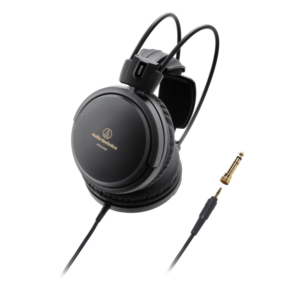 Audio Technica ATH A550Z geschlossener Hifi Kopfhörer