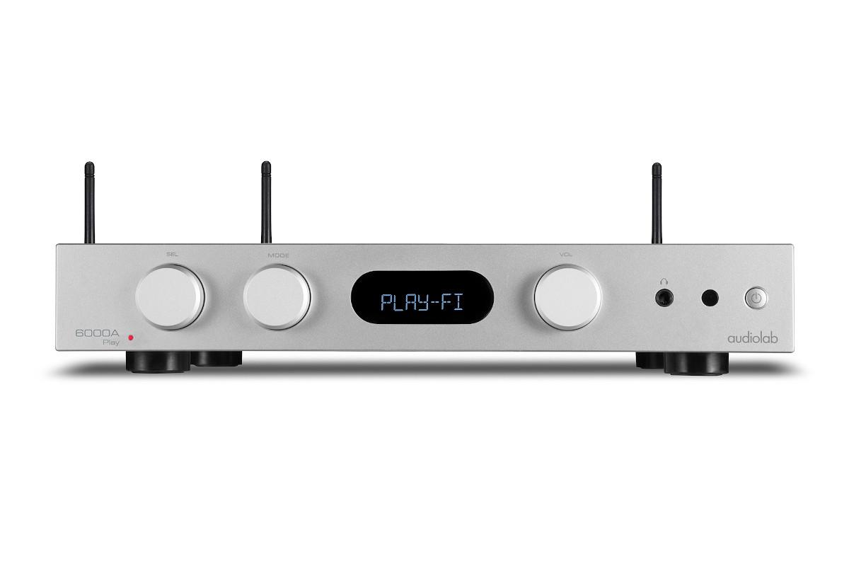 Audiolab 6000A Play Vollverstärker mit DAC und Streamer integriert