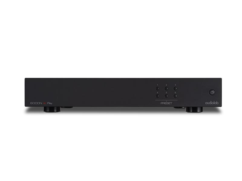 Audiolab 6000N Play Network-Player black