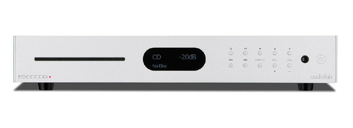 Audiolab 8300CDQ CD-Player/Vorstufe
