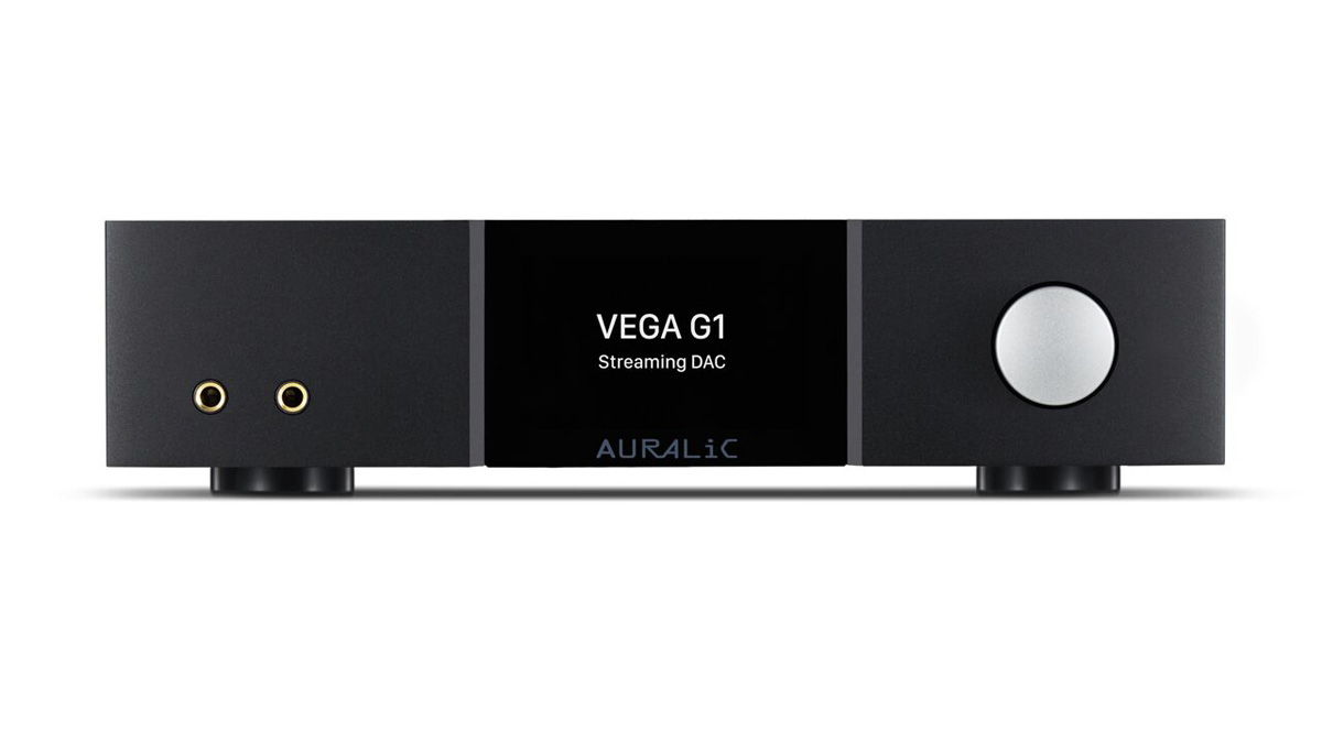 Auralic Vega G1 Streaming DAC, black