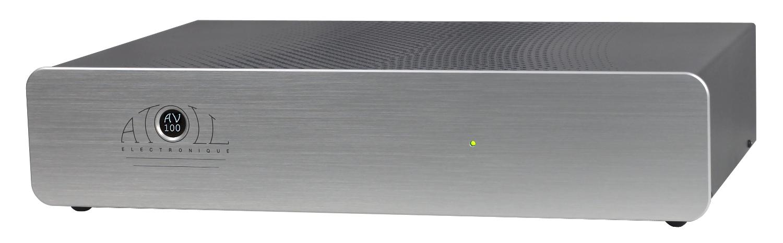 Atoll AV 100 SE 3-Kanal-Endverstärker silber