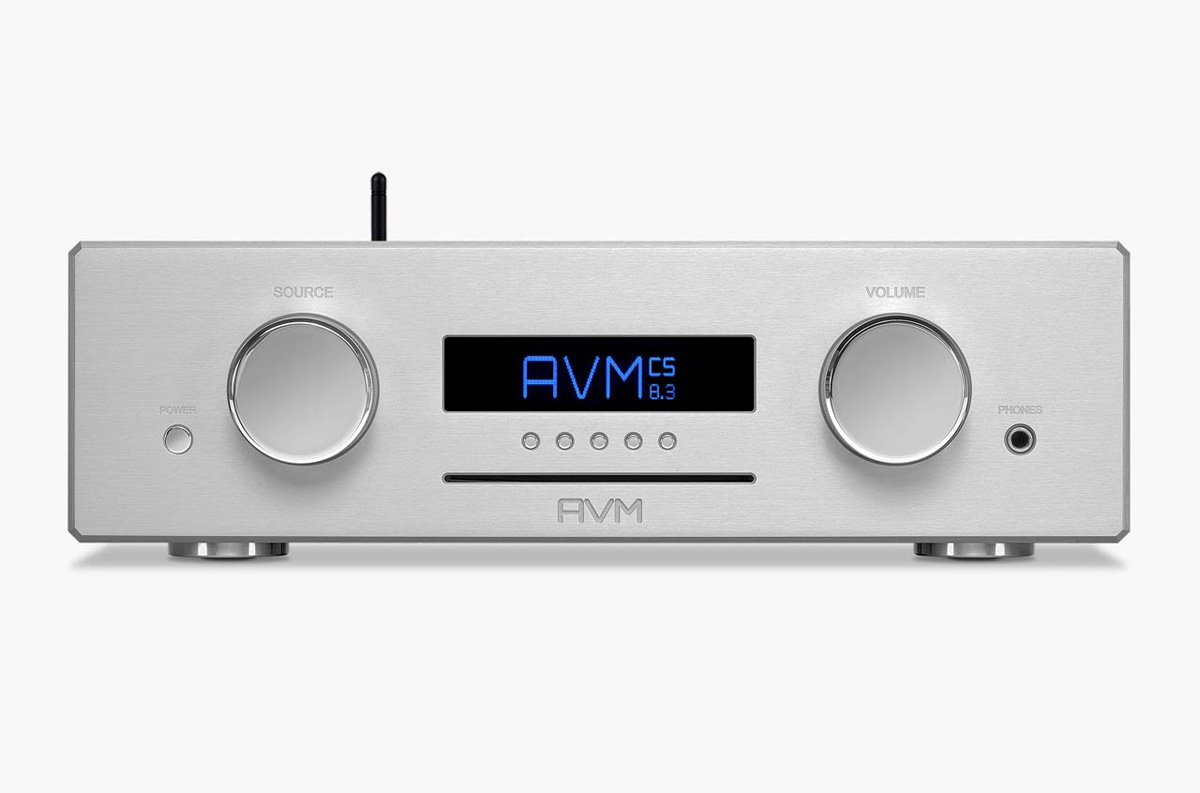 AVM Ovation CS 6.3 Streaming CD Receiver