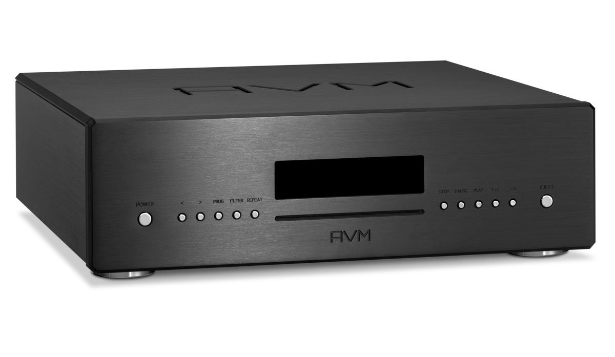 AVM Ovation CD 6.2 CD-Player Schwarz