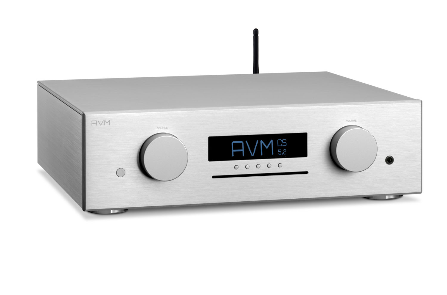 AVM Evolution CS 5.2 Streaming CD-Receiver