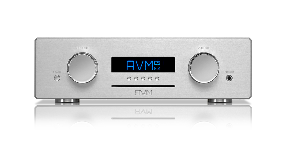 AVM Ovation CS 6.2 Streaming CD Receiver