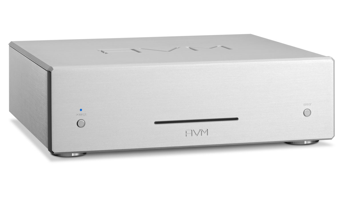 AVM Ovation ML 6.2 Musik Ripping Server
