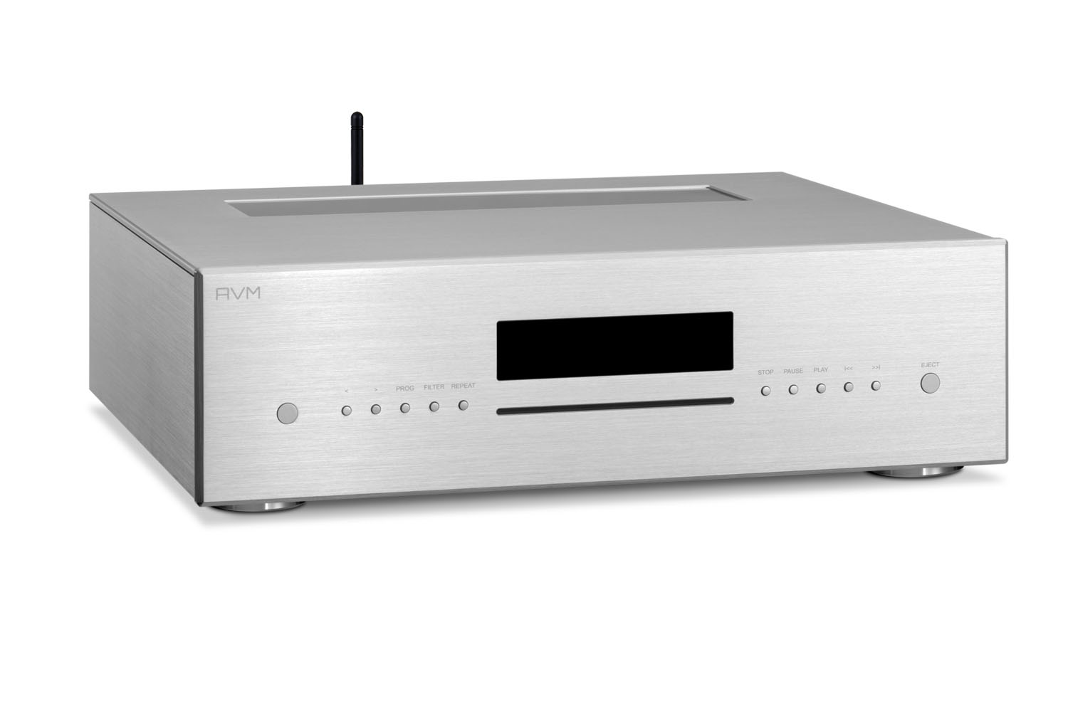 AVM Evolution MP 5.2 Media-Player silber