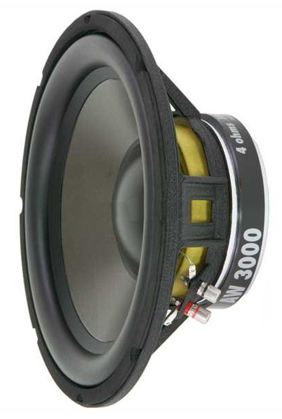 Mivoc AW 3000 Woofer Paper Coated