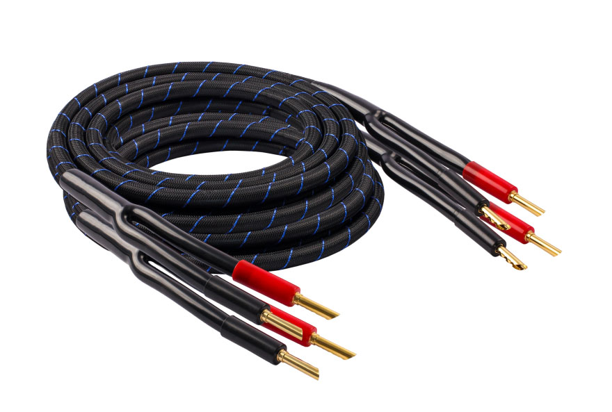 Goldkabel Black Connect Speaker Cable Single-Wire 2x3,00 mtr.