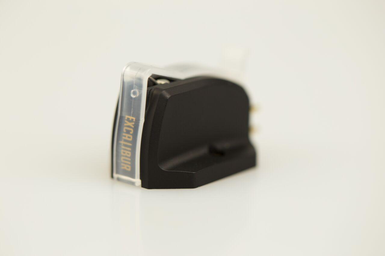 Excalibur Black MC Cartridge