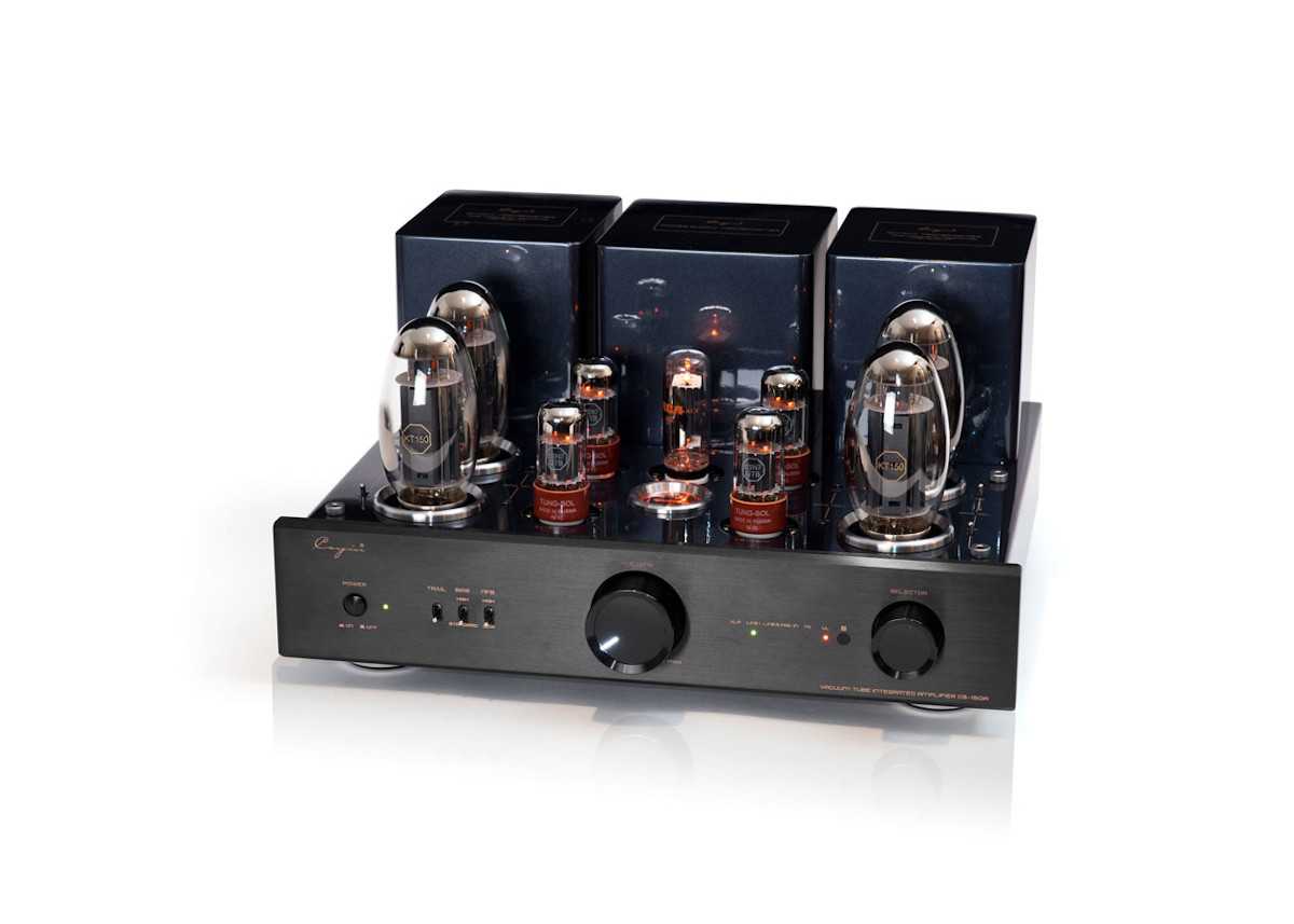 Cayin CS-150A tube integrated amplifier KT 150