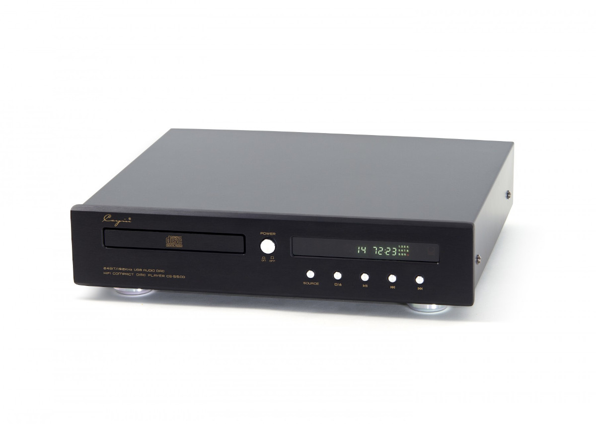 Cayin CS-55CD Cd Player incl. USB DAC