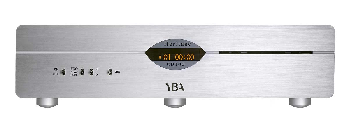 YBA Heritage CD 100 CD-Player